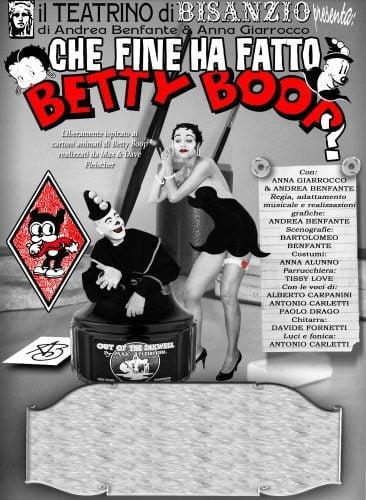 Che fine ha fatto Betty Boop