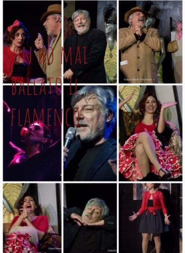 Non ho mai ballato il flamenco